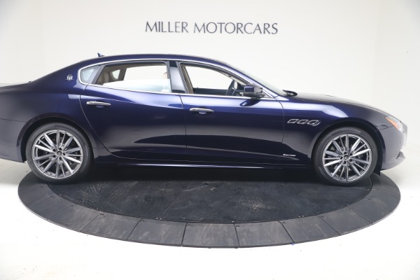 New 2021 Maserati Quattroporte S Q4 GranLusso for sale $126,149 at Bentley Greenwich in Greenwich CT 06830 9
