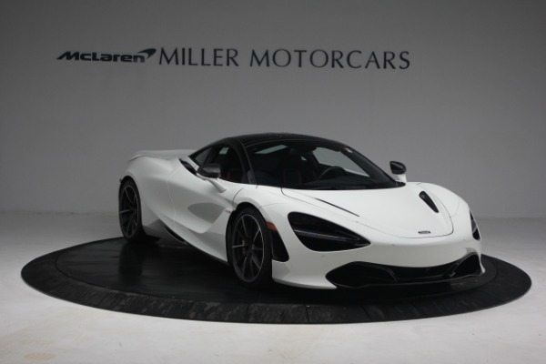 New 2021 McLaren 720S Performance for sale Sold at Bentley Greenwich in Greenwich CT 06830 10