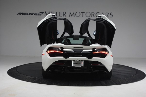 New 2021 McLaren 720S Performance for sale Sold at Bentley Greenwich in Greenwich CT 06830 15