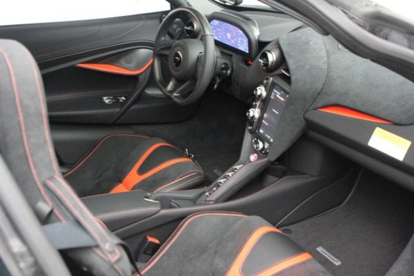 New 2021 McLaren 720S Performance for sale Sold at Bentley Greenwich in Greenwich CT 06830 20