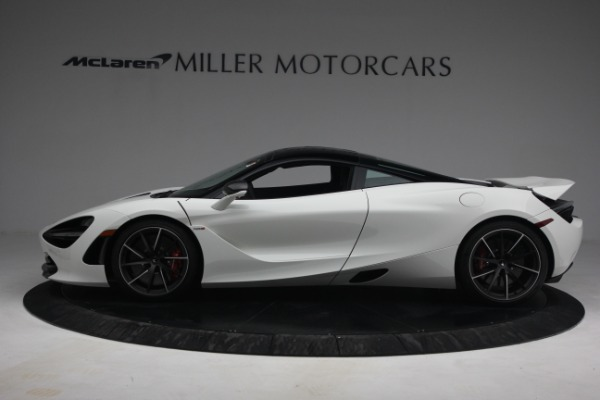 New 2021 McLaren 720S Performance for sale Sold at Bentley Greenwich in Greenwich CT 06830 3