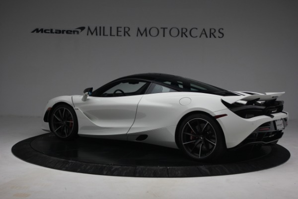 New 2021 McLaren 720S Performance for sale Sold at Bentley Greenwich in Greenwich CT 06830 4