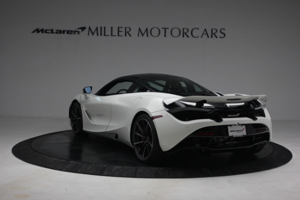 New 2021 McLaren 720S Performance for sale Sold at Bentley Greenwich in Greenwich CT 06830 5