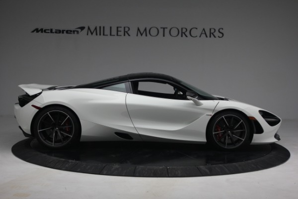 New 2021 McLaren 720S Performance for sale Sold at Bentley Greenwich in Greenwich CT 06830 8