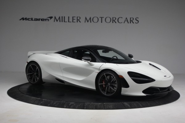 New 2021 McLaren 720S Performance for sale Sold at Bentley Greenwich in Greenwich CT 06830 9