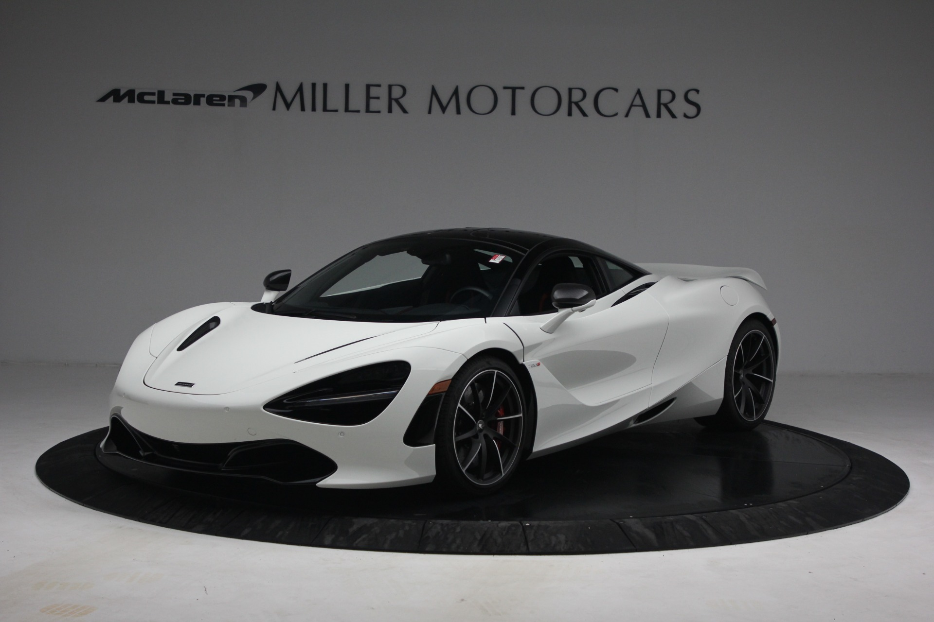 New 2021 McLaren 720S Performance for sale Sold at Bentley Greenwich in Greenwich CT 06830 1