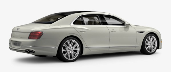 New 2022 Bentley Flying Spur V8 for sale Call for price at Bentley Greenwich in Greenwich CT 06830 3