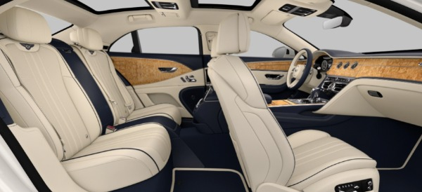 New 2022 Bentley Flying Spur V8 for sale Call for price at Bentley Greenwich in Greenwich CT 06830 9