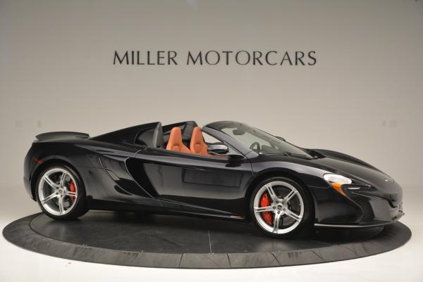 Used 2015 McLaren 650S Spider for sale Sold at Bentley Greenwich in Greenwich CT 06830 10