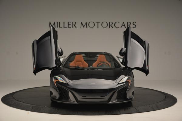Used 2015 McLaren 650S Spider for sale Sold at Bentley Greenwich in Greenwich CT 06830 12