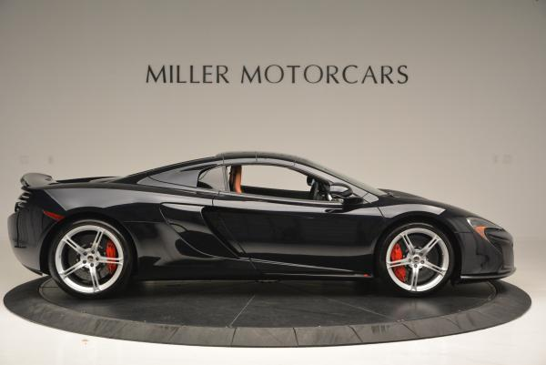 Used 2015 McLaren 650S Spider for sale Sold at Bentley Greenwich in Greenwich CT 06830 21