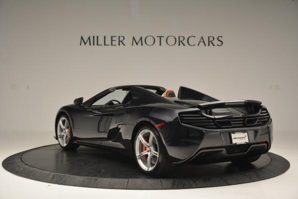 Used 2015 McLaren 650S Spider for sale Sold at Bentley Greenwich in Greenwich CT 06830 5