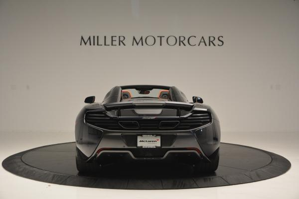 Used 2015 McLaren 650S Spider for sale Sold at Bentley Greenwich in Greenwich CT 06830 6