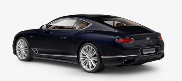 New 2022 Bentley Continental GT Speed for sale Sold at Bentley Greenwich in Greenwich CT 06830 3