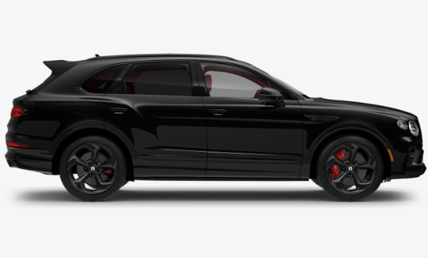 New 2022 Bentley Bentayga V8 S for sale Call for price at Bentley Greenwich in Greenwich CT 06830 2