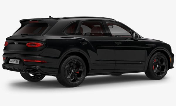 New 2022 Bentley Bentayga V8 S for sale Call for price at Bentley Greenwich in Greenwich CT 06830 3