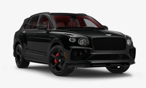 New 2022 Bentley Bentayga S for sale Call for price at Bentley Greenwich in Greenwich CT 06830 1