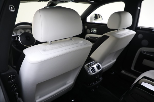 Used 2017 Rolls-Royce Ghost for sale $219,900 at Bentley Greenwich in Greenwich CT 06830 17