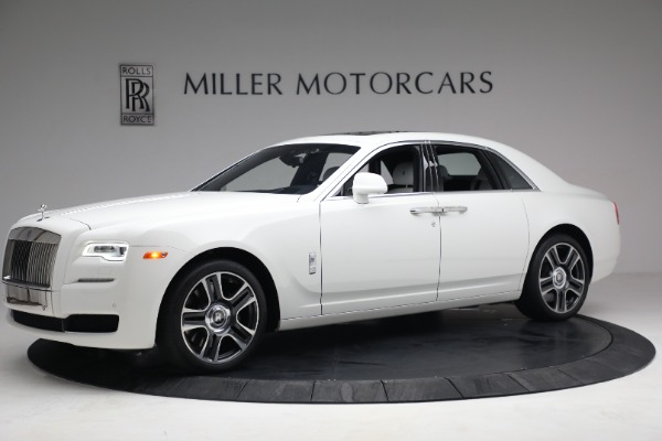 Used 2017 Rolls-Royce Ghost for sale $219,900 at Bentley Greenwich in Greenwich CT 06830 2