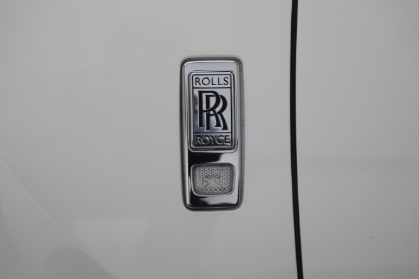 Used 2017 Rolls-Royce Ghost for sale $219,900 at Bentley Greenwich in Greenwich CT 06830 21