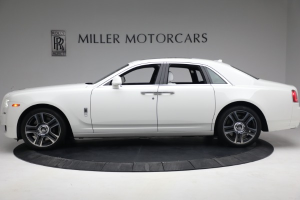 Used 2017 Rolls-Royce Ghost for sale $219,900 at Bentley Greenwich in Greenwich CT 06830 3