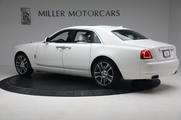 Used 2017 Rolls-Royce Ghost for sale $219,900 at Bentley Greenwich in Greenwich CT 06830 4