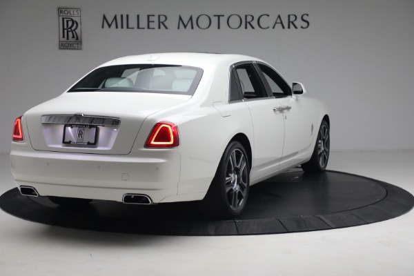 Used 2017 Rolls-Royce Ghost for sale $219,900 at Bentley Greenwich in Greenwich CT 06830 6