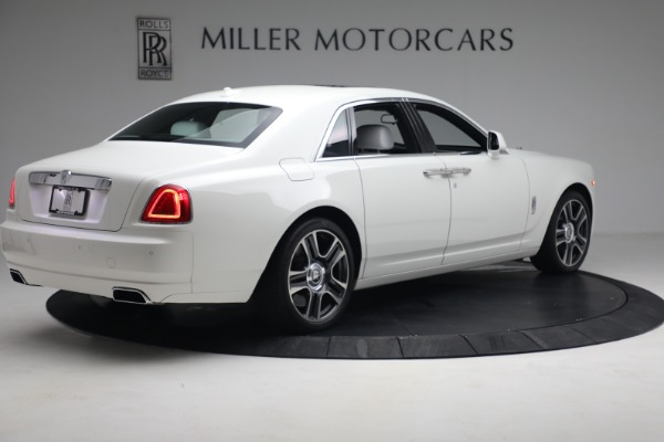 Used 2017 Rolls-Royce Ghost for sale $219,900 at Bentley Greenwich in Greenwich CT 06830 7