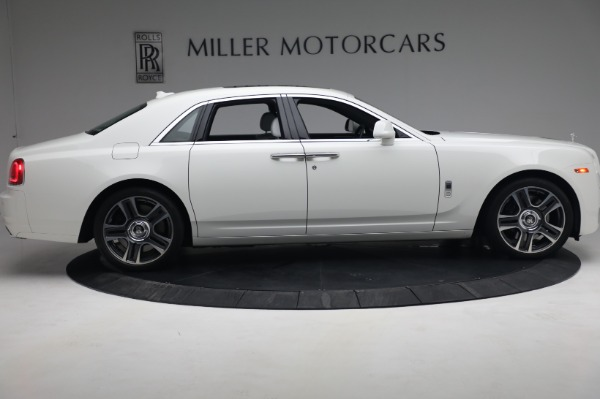 Used 2017 Rolls-Royce Ghost for sale $219,900 at Bentley Greenwich in Greenwich CT 06830 8