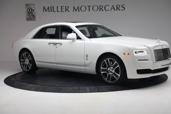 Used 2017 Rolls-Royce Ghost for sale $219,900 at Bentley Greenwich in Greenwich CT 06830 9