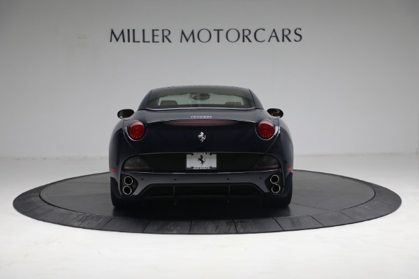 Used 2010 Ferrari California for sale Sold at Bentley Greenwich in Greenwich CT 06830 17