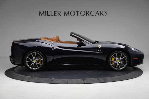Used 2010 Ferrari California for sale Sold at Bentley Greenwich in Greenwich CT 06830 9