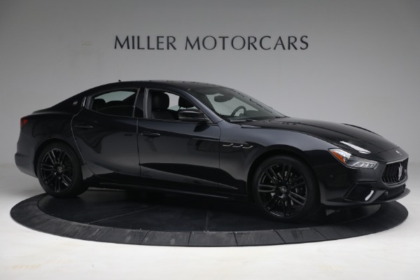 New 2021 Maserati Ghibli SQ4 for sale $92,894 at Bentley Greenwich in Greenwich CT 06830 10