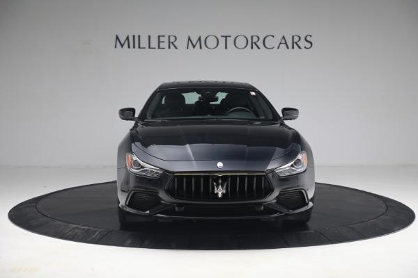 New 2021 Maserati Ghibli SQ4 for sale $92,894 at Bentley Greenwich in Greenwich CT 06830 12