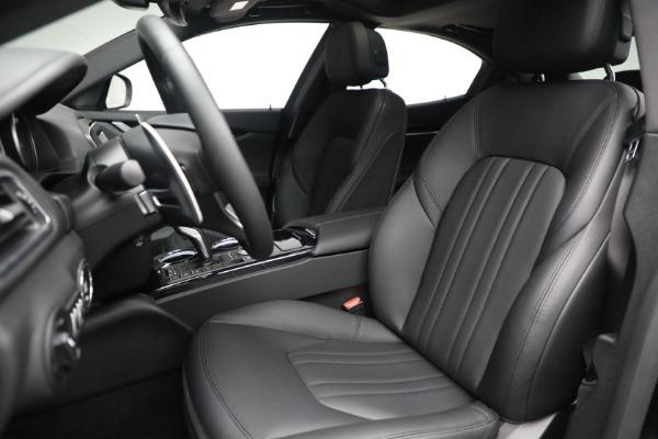 New 2021 Maserati Ghibli SQ4 for sale $92,894 at Bentley Greenwich in Greenwich CT 06830 15