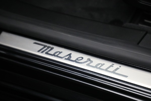 New 2021 Maserati Ghibli SQ4 for sale $92,894 at Bentley Greenwich in Greenwich CT 06830 20