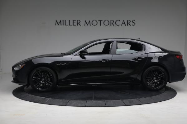 New 2021 Maserati Ghibli SQ4 for sale $92,894 at Bentley Greenwich in Greenwich CT 06830 3