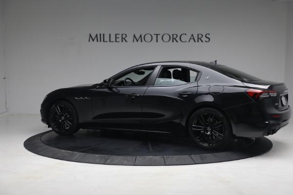 New 2021 Maserati Ghibli SQ4 for sale $92,894 at Bentley Greenwich in Greenwich CT 06830 4