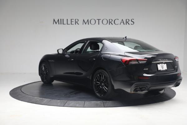 New 2021 Maserati Ghibli SQ4 for sale $92,894 at Bentley Greenwich in Greenwich CT 06830 5