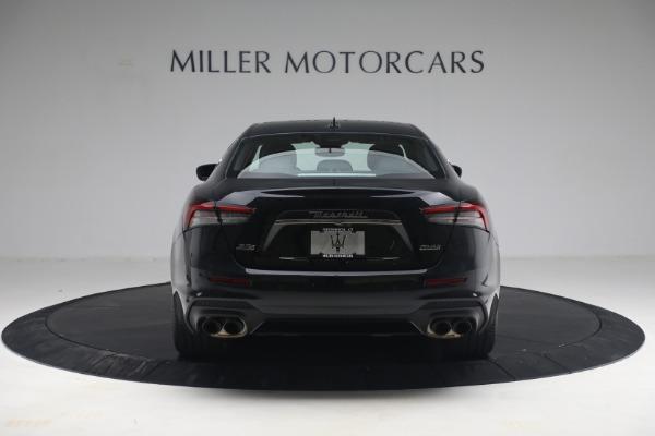New 2021 Maserati Ghibli SQ4 for sale $92,894 at Bentley Greenwich in Greenwich CT 06830 6