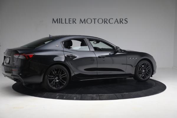 New 2021 Maserati Ghibli SQ4 for sale $92,894 at Bentley Greenwich in Greenwich CT 06830 8