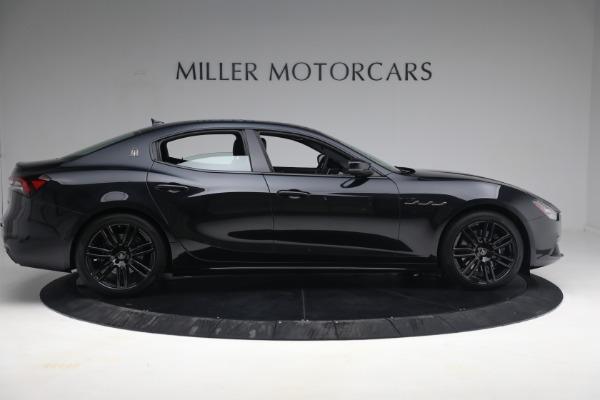 New 2021 Maserati Ghibli SQ4 for sale $92,894 at Bentley Greenwich in Greenwich CT 06830 9