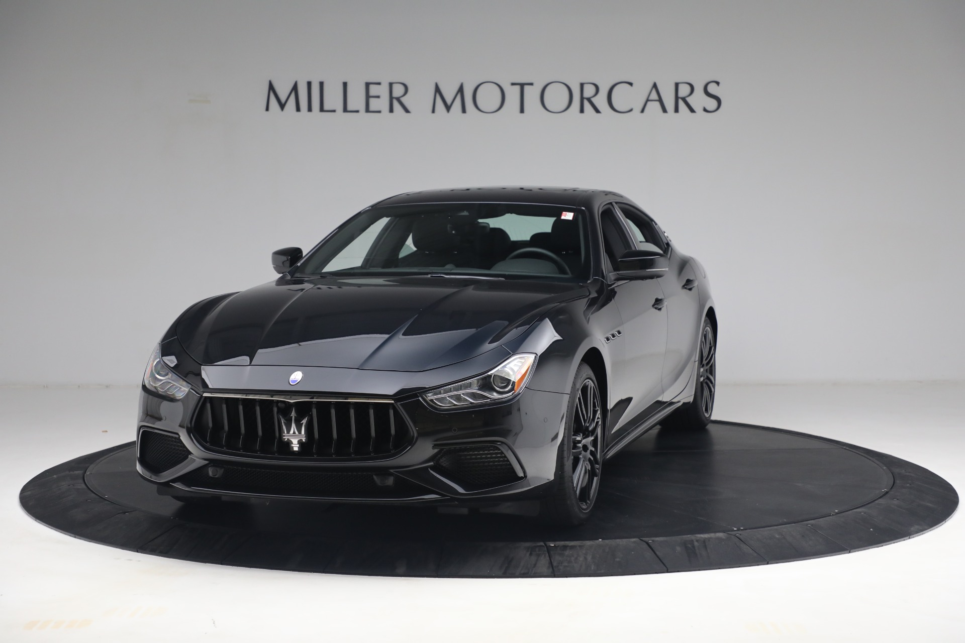 New 2021 Maserati Ghibli SQ4 for sale $92,894 at Bentley Greenwich in Greenwich CT 06830 1