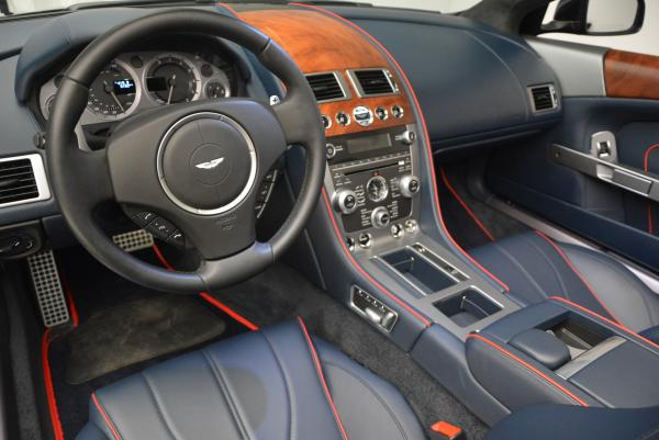Used 2014 Aston Martin DB9 Volante for sale Sold at Bentley Greenwich in Greenwich CT 06830 14