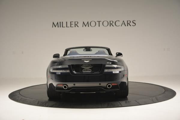 Used 2014 Aston Martin DB9 Volante for sale Sold at Bentley Greenwich in Greenwich CT 06830 6