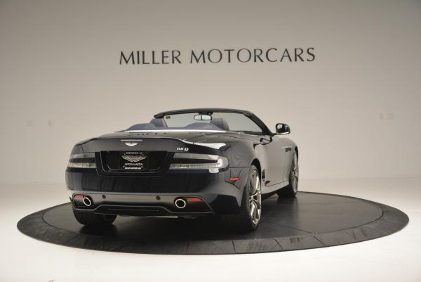 Used 2014 Aston Martin DB9 Volante for sale Sold at Bentley Greenwich in Greenwich CT 06830 7