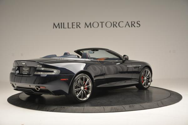 Used 2014 Aston Martin DB9 Volante for sale Sold at Bentley Greenwich in Greenwich CT 06830 8