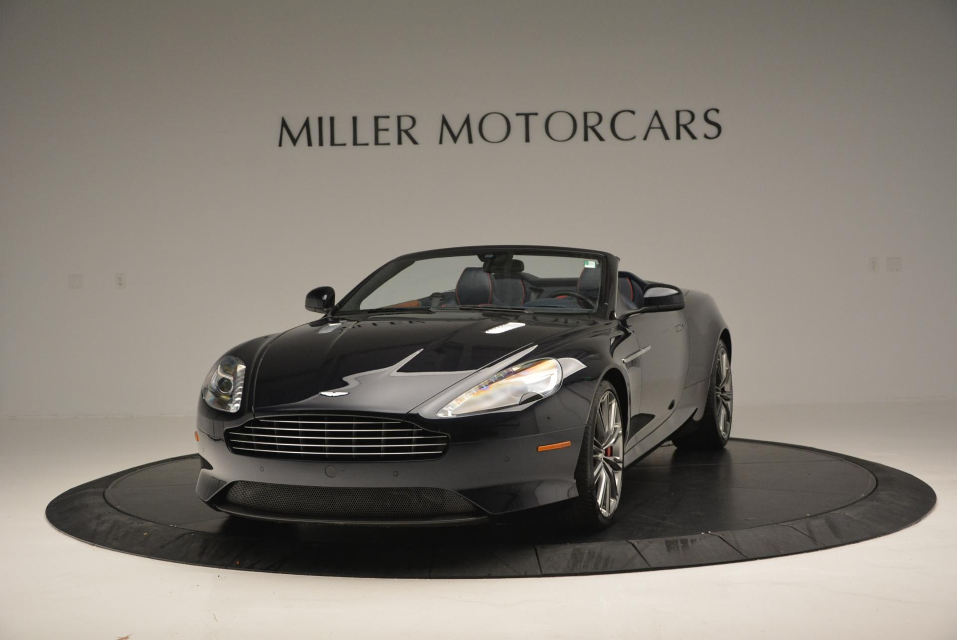 Used 2014 Aston Martin DB9 Volante for sale Sold at Bentley Greenwich in Greenwich CT 06830 1
