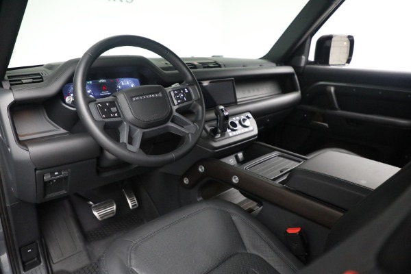 Used 2021 Land Rover Defender 90 X for sale Call for price at Bentley Greenwich in Greenwich CT 06830 10