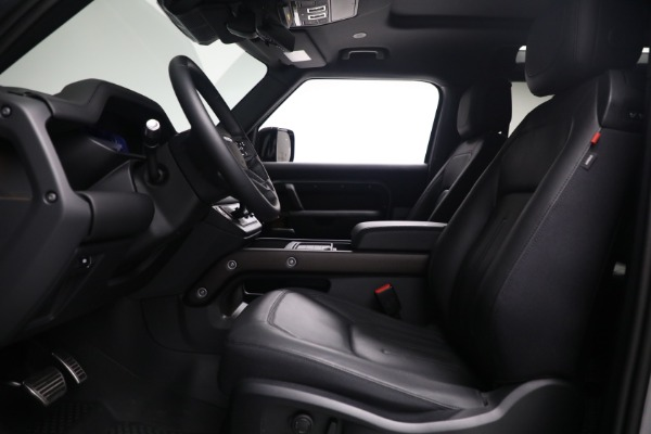 Used 2021 Land Rover Defender 90 X for sale Call for price at Bentley Greenwich in Greenwich CT 06830 11